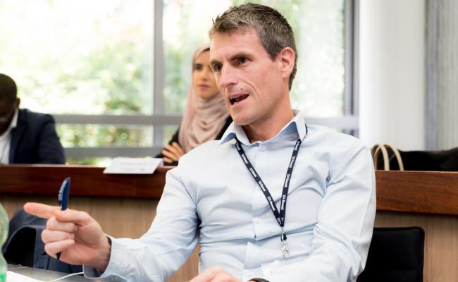 Brad Dunstan Bocconi IFSWF Sovereign Investment Academy
